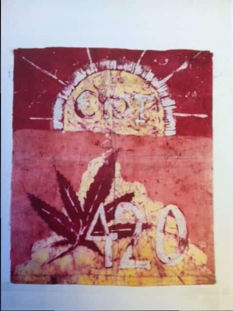 Zastava kao dokaz za 420