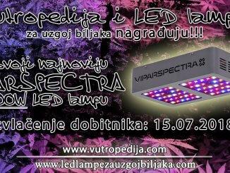 Nagradna igra: dijelimo LED lampu VIPARSPECTRA 300W