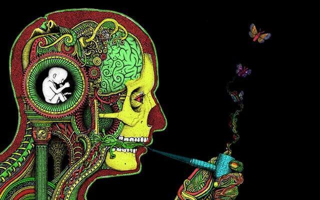 Kao i kod mnoštva drugih psihoaktivnih supstanci, i na THC se može razviti tolerancija.