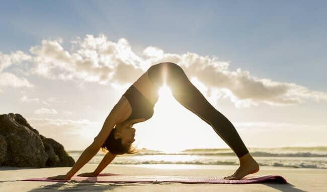 joga pod utjecajem kanabisa