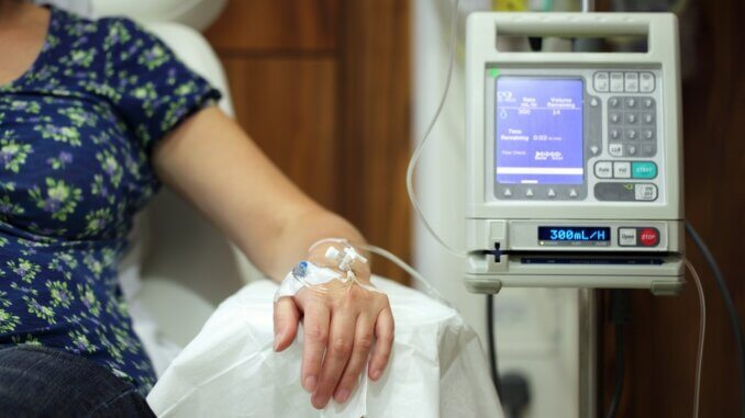 CBD ulje za bolove kod simptoma kempoterapije