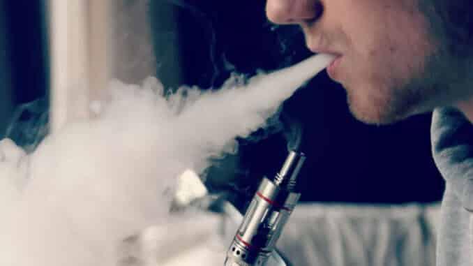 pušenje iz vape-a