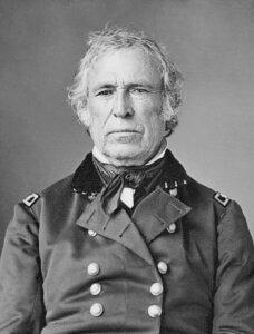 Predsjednik Zachary Taylor je pušio kanabis