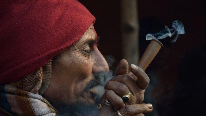 Pušenje charasa