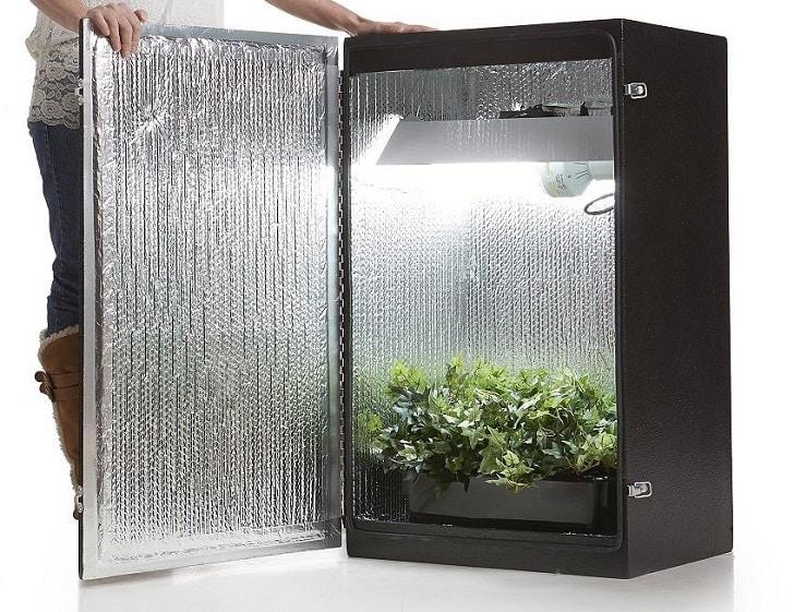 GrowBox se može izraditi i u DIY verziji