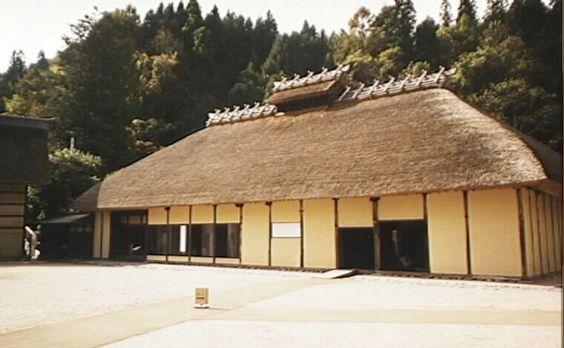 Japanska kuća sagrađena materijalima od konoplje