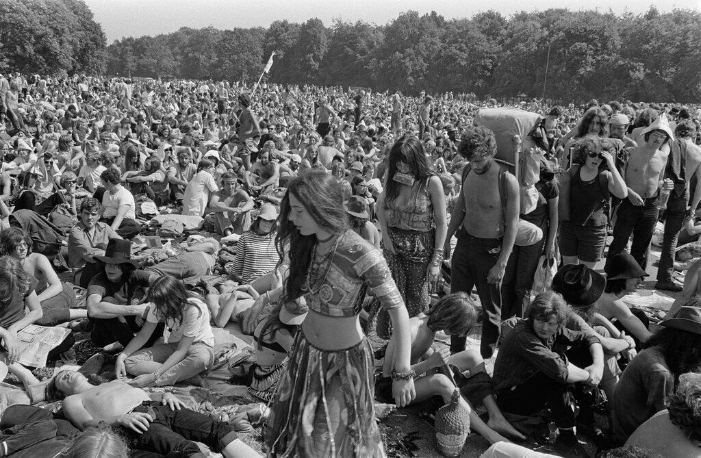 Kralingen music festival 1970. godine