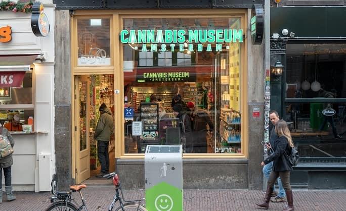 Muzej kanabisa u Amsterdamu